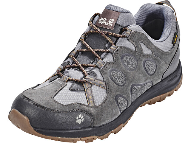 Jack Wolfskin Rocksand Texapore Low Shoes Men phantom